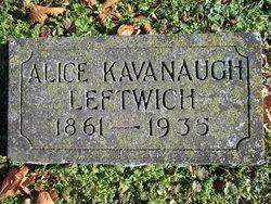 Alice Kavanaugh Leftwich