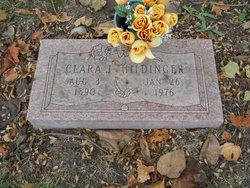 Clara J Hildinger