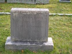 Mary Hooper Abbe