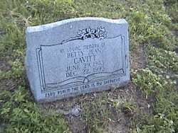 Betty Jean Cavitt