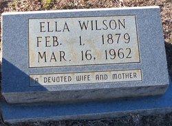 Ella <I>Wilson</I> Rogers