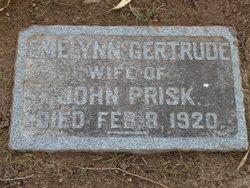 Emelynn Gertrude <I>Freeman</I> Prisk