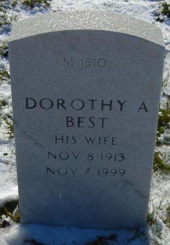 Dorothy Ann Best