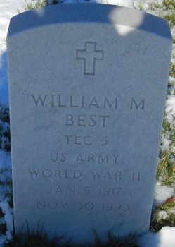 William M Best