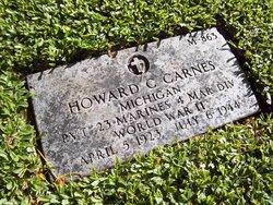 Howard C Carnes