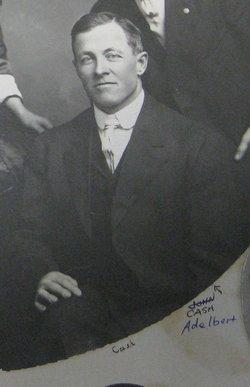 Adelbert Burns Cash