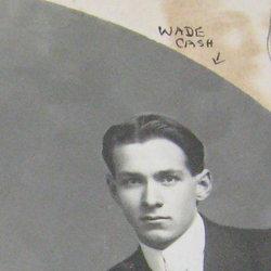 Wade Leslie Cash