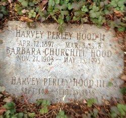 Harvey Perley Hood, III