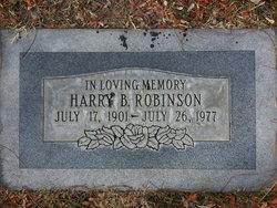 Harry Robinson