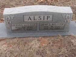 Lillian Lucille <I>Henry</I> Alsip