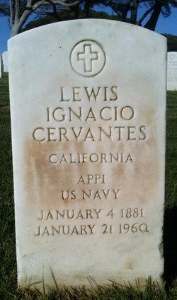 Lewis Ignacio Cervantes