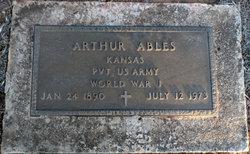 Authur Ables