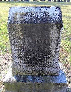 Benjamin B. Archer