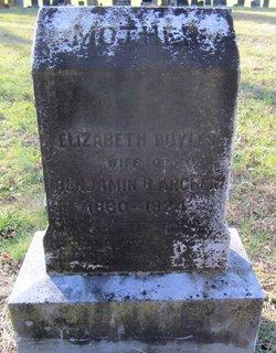 Sarah Elizabeth <I>Tucker</I> Boyles
