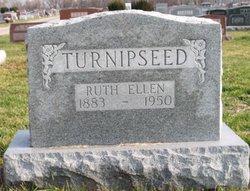 Ruth Ellen <I>Pottenger</I> Dague-Turnipseed