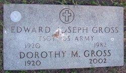 TSgt Edward Joseph Gross
