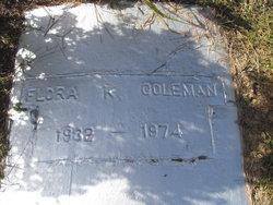 Flora K. Coleman