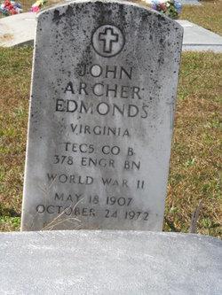 John Archer Edmonds