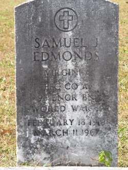 Samuel J. Edmonds