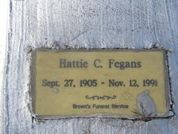 Hattie C. Fegans