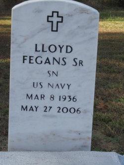 Lloyd Fegans, Sr.