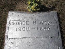 George H. Hicks