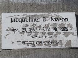 Jacqueline E. Mason