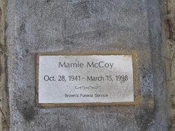 Mamie McCoy