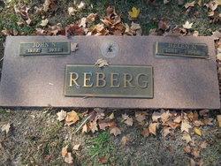 Helen N <I>Brittingham</I> Reberg