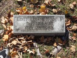 Edith Louise Hodges
