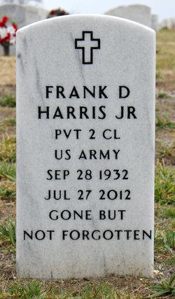Frank Dallas Harris, Jr
