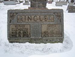 Elizabeth <I>Livingston</I> Ringler