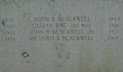 John Richard Blackwell, Jr
