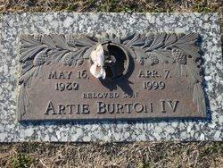 Artie Burton, IV