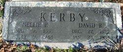 Nellie P. <I>Roy</I> Kerby