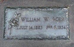 William W. Ager