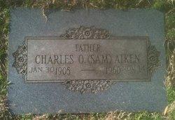 """Charles O """"Sam"""" Aiken, Sr"""