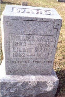 """William L """"Willie"""" Ward"""