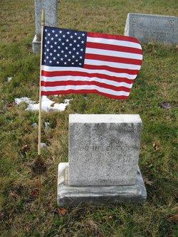 Pvt John Benton, Jr