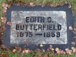 Edith C. <I>Adair</I> Butterfield