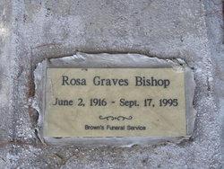 Rosa Alease <I>Graves</I> Bishop