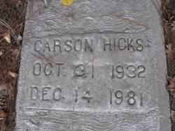Carson Hicks