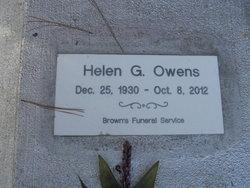 Helen G. Owens