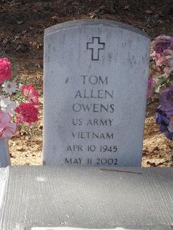 """Tom Allen """"Red"""" Owens"""