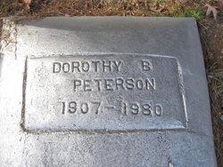 Dorothy B. Peterson