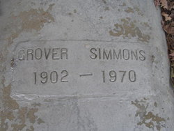 Grover Simmons