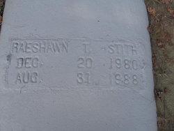 Raeshawn T. Stith