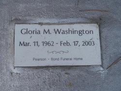 Gloria M. Washington