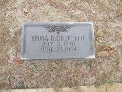 Mary Emma <I>Beall</I> Griffith