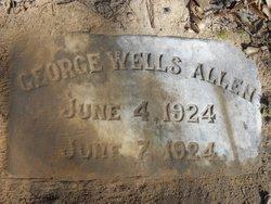 George Wells Allen